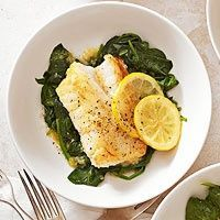 perfect for Lent! :: Lemon-Ginger Fish