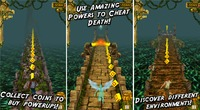 Temple Run - Now Running On Windows Phone
