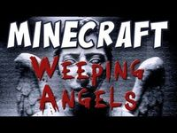 Weeping Angels in Minecraft...slightly hilarious.