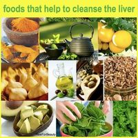 Foods that help to cleanse the liver