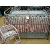 Attractive Custom Crib Bedding 91