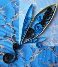 By Philippa Reid on Quilling Cafe.