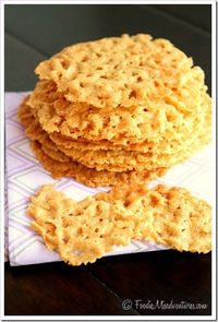 Vanilla Bean Lace Cookies   The Marvelous Misadventures of a Foodie