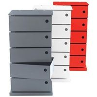 So cool - vertical drawers