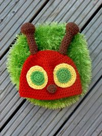 Very Hungry Caterpillar Hat
