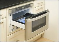 Built-In Microwave Drawer
