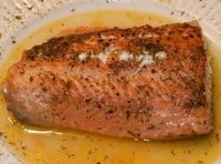 Tender and Flaky Salmon Recipe