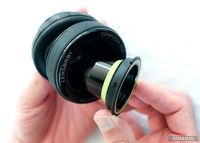 Falling in Love with Lensbaby-- I WANT THIS LENS IT BENDS :)