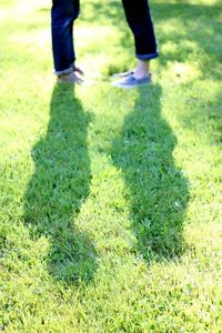 shadow maternity picture