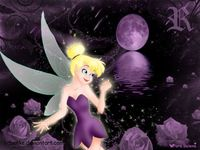 Tink In Purple by rebenke.deviantart.com