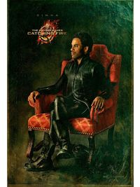 Cinna's Official Capitol Portrait from The Hunger Games