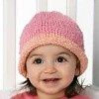 Stretchy Baby Hat Knitting Pattern | FaveCrafts.com