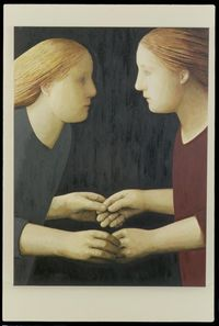 Meeting 1, (1996) Evelyn Williams