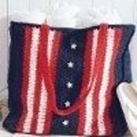 Stars and Stripes Bag
