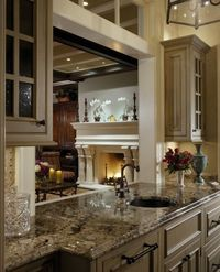 <3 the view; beautiful kitchen counter tops