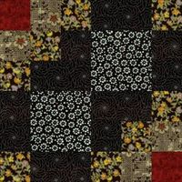 ~ Domino Quilt Block Pattern