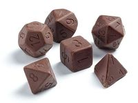 Chocolate Dice of the Day
