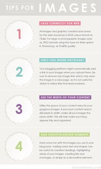 Blog Design Tips : Images